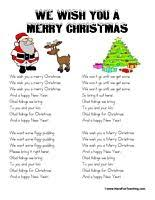 25 merry christmas song ideas merry