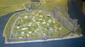 Beaumaris Castle Floor Plan by Castles And Town Walls Of King Edward In Gwynedd Military Wiki