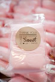 cotton candy wedding favor 50 blush pink wedding color ideas cotton candy favors