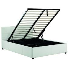 ottoman beds with mattress toronto leather ottoman bed next day select day delivery