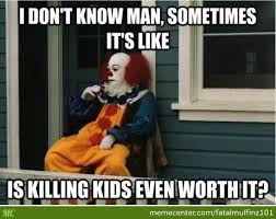 Ronald Meme - ronald mcdonald in deep thought by fatalmuffinz101 meme center