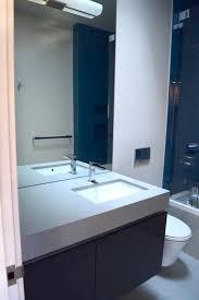 Soapstone Bathtub Mirasol Black Soapstone Bathroom Contemporary With Modern Vanity