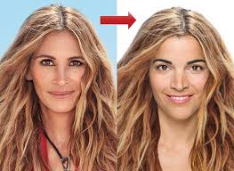 how to see yourself in a different hair color hollywood hair virtual makeover try on celebrity hairstyles