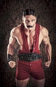 Muscle Man Halloween Costume Circus Strong Man Costume Strong Man Circus Muscle Man Costume