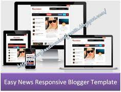 news 52 newspaper magazine blogger template best blogger
