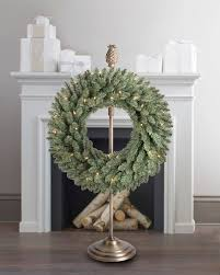 adjustable wreath stand balsam hill
