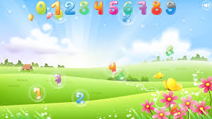 number bubbles kids 1 4 apk download android
