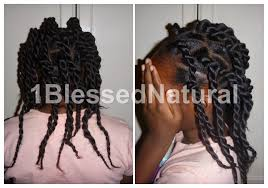 pictures of sister twists little girls long rubber band twists