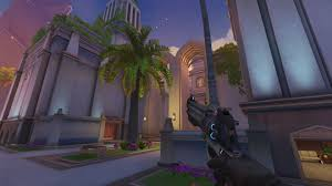 Oasis Map Overwatch U0027s New Map Oasis Is A Fun Addition