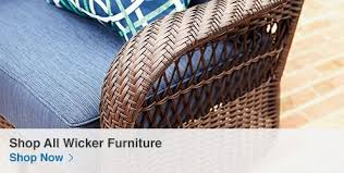 Wicker Patio Furniture San Diego by Shop Patio Furniture At Lowes Com