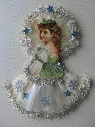 Handmade German Christmas Decorations by 309 Best Christmas Spun Cotton U0026 Batting Ornaments Images On