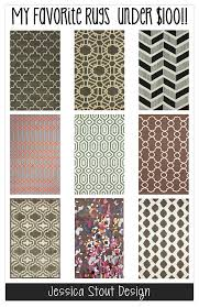 Rugs Under 100 Jessica Stout Design My Favorite Rugs Under 100