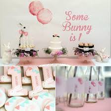 baby girl 1st birthday themes a hoppy birthday party creative birthday party ideas