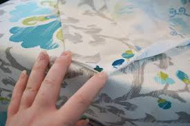How To Sew Grommet Curtains With Lining How To Make Unlined Diy Drapes With An Easy Grommet Top The Diy