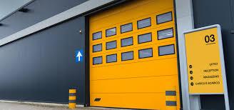 go porte sezionali portes et portes sectionnelles industrielles came go