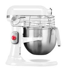 Kitchen Aid K45ss 6 9l Bowl Lift Nsf Certified Commercial Stand Mixer White Kitchenaid