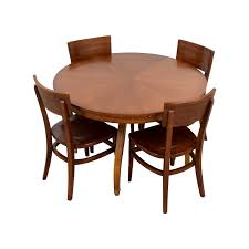 circular dining room 64 off circular dining set with border extendable leaves tables