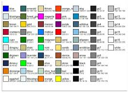 color palette stata daily