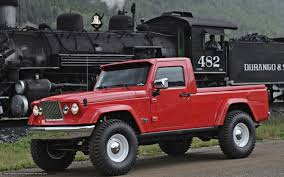 jeep concept download wallpaper jeep concept pickup red free desktop