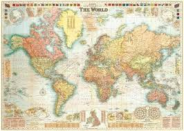 map paper cavallini map 5 wrapping paper paper source