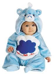 Carebear Halloween Costumes Care Bear Grumpy 3 12 Month Blue Bear Costume U0026 Care Bear Costume