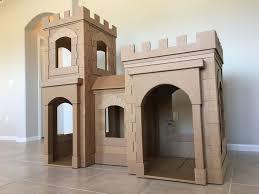 Castle Kids Room by Best 25 Cardboard Castle Ideas On Pinterest Cardboard Box