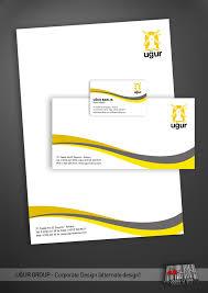 ugur corporate design 02 by alpipi on deviantart