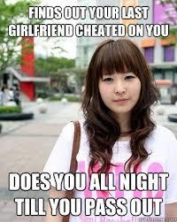 Asian Girlfriend Meme - good asian girlfriend memes quickmeme