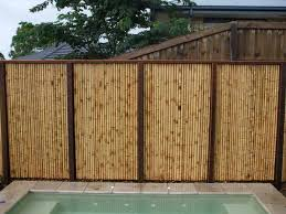 Privacy Fence Ideas For Backyard Bamboo Fencing Ideas U2013 Stylish And Eco Friendly Garden Fence
