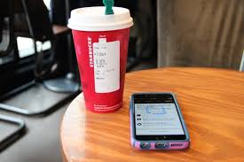 mobile payments account for 21 of transactions at starbucks as