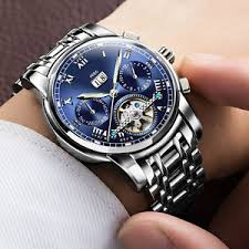 bracelet watches ebay images Luxury swiss brand watches kinyued men automatic mechanical watch jpg