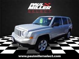 2014 jeep patriot blue pre owned 2014 jeep patriot latitude 4x4 latitude 4dr suv in