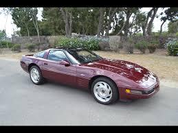 93 corvette zr1 sold 1993 chevrolet corvette zr1 40th anniversary for sale by