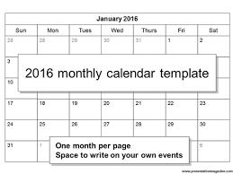 free downloadable calendar template free 2016 printable calendar template sunday start
