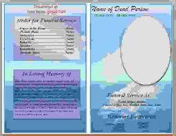 free funeral program template microsoft word hitecauto us