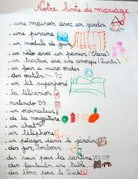 exemple liste de mariage petit clin d oeil liste de mariage rédigé par les enfants