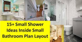 small bathroom layout with shower bathroom decor