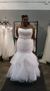 trumpet wedding dresses new dress alert pink organza trumpet wedding gown strut bridal
