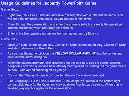 download jeopardy powerpoint template with sound for free tidyform
