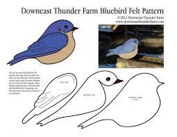 137 best felt birds images on felt birds bird