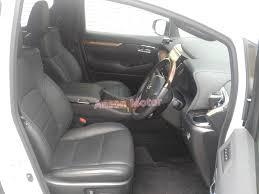 lexus vellfire price anson motor car co ltd toyota vellfire 3 5 exl v6
