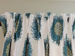 Pinch Pleat Drapery Panels Diy By Design How To Make Lined Pinch Pleat Drapes