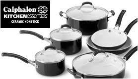 calphalon kitchen essentials ceramic nonstick