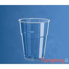 costo bicchieri di plastica piatti di plastica e accessori in vendita su europarty