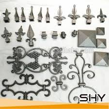 wrought iron gate metal ornaments for decoration buy wrought iron