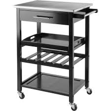 awesome stainless steel kitchen carts stainless steel top 5 bottle
