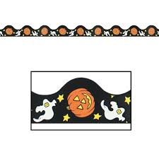 amazon halloween amazon com halloween border trim themed classroom displays and