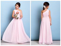 flower girl dresses chiffon flower girl dresses junior bridesmaid dress floor length a