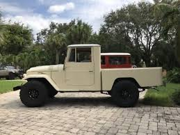 classic land cruiser for sale 1964 toyota land cruiser classic cars for sale used cars on