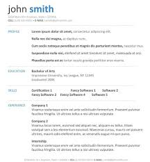 Process Engineer Resume Sample by Resume Formal Blue Modern Resume Template Cv Template For Word